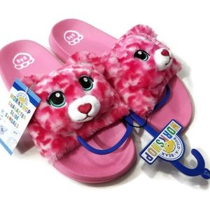 Girl's Build -A- Bear Sliders